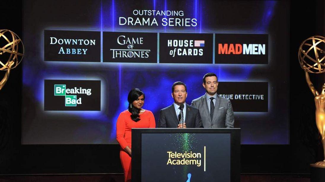 66th Primetime Emmy Awards Nominations