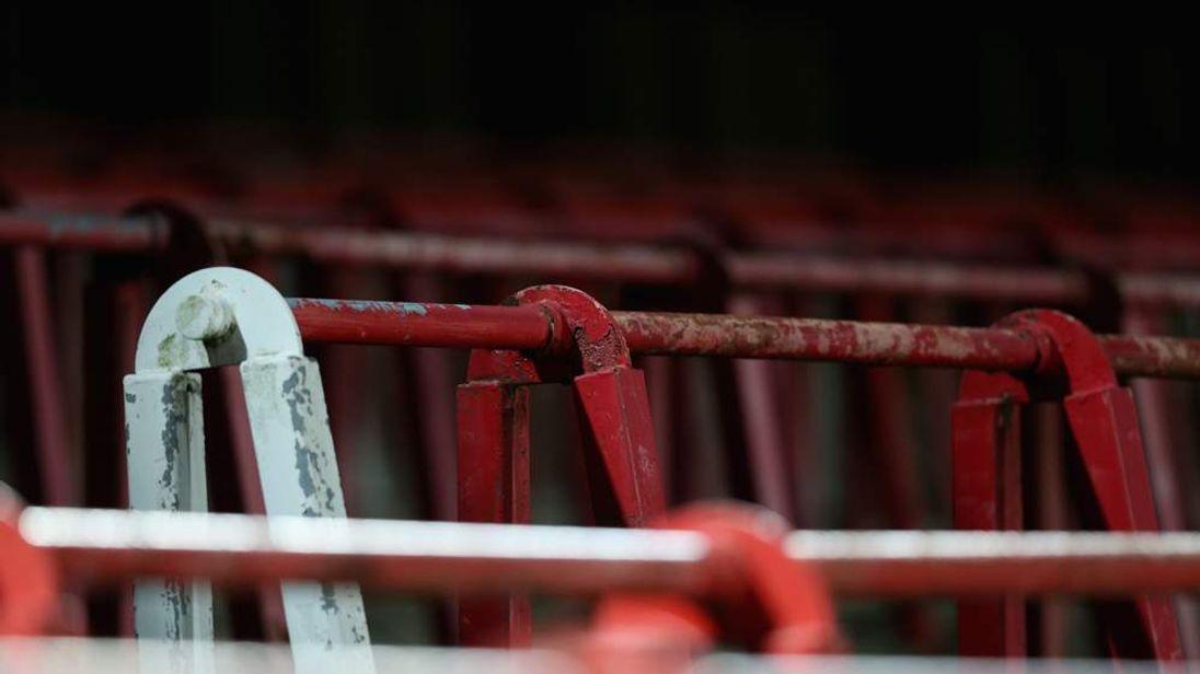 Football terraces