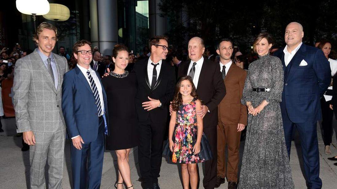 """The Judge"" Gala Premiere - Arrivals - 2014 Toronto International Film Festival"