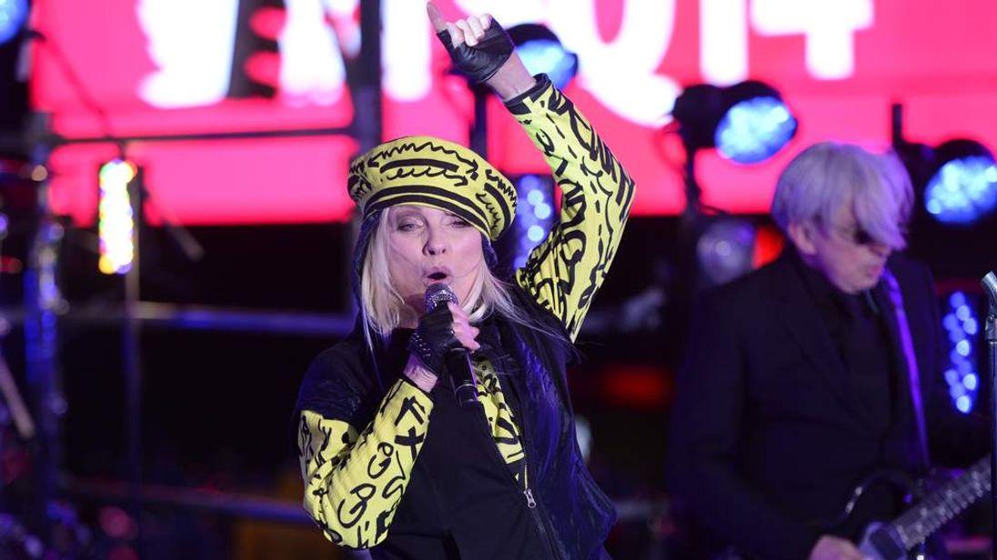 Blondie in New York