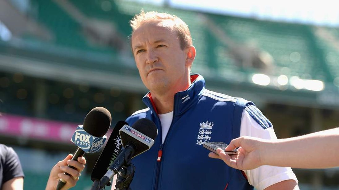 Andy Flower Press Conference