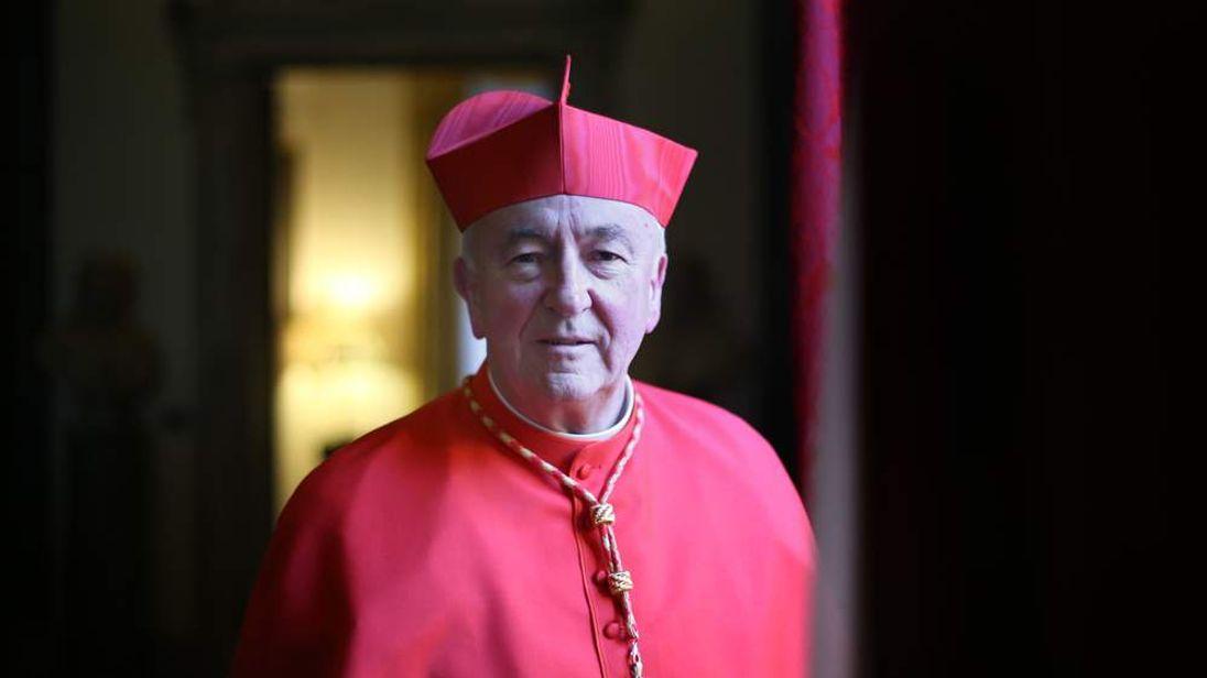 Cardinal Vincent Nichols.
