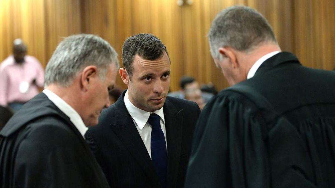The trial of Oscar Pistorius