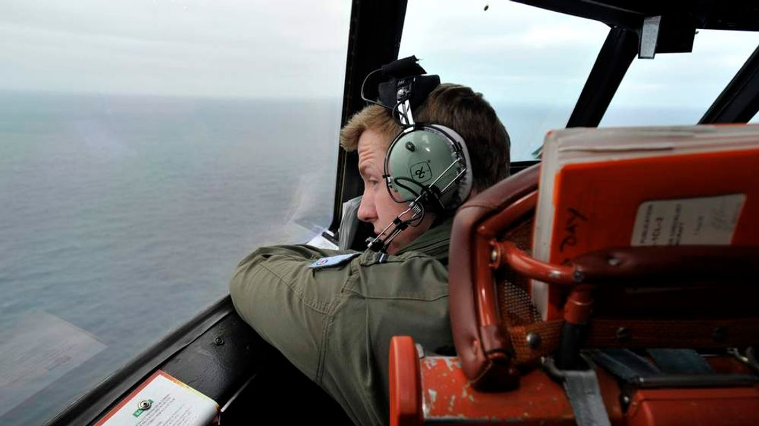 Possible Malaysian Airliner Debris Found In Indian Ocean
