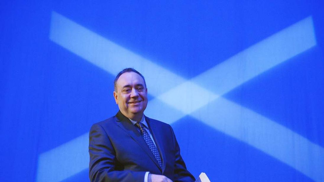 SNP Leader Alex Salmond Delivers His Keynote Speech At The SNP Conference