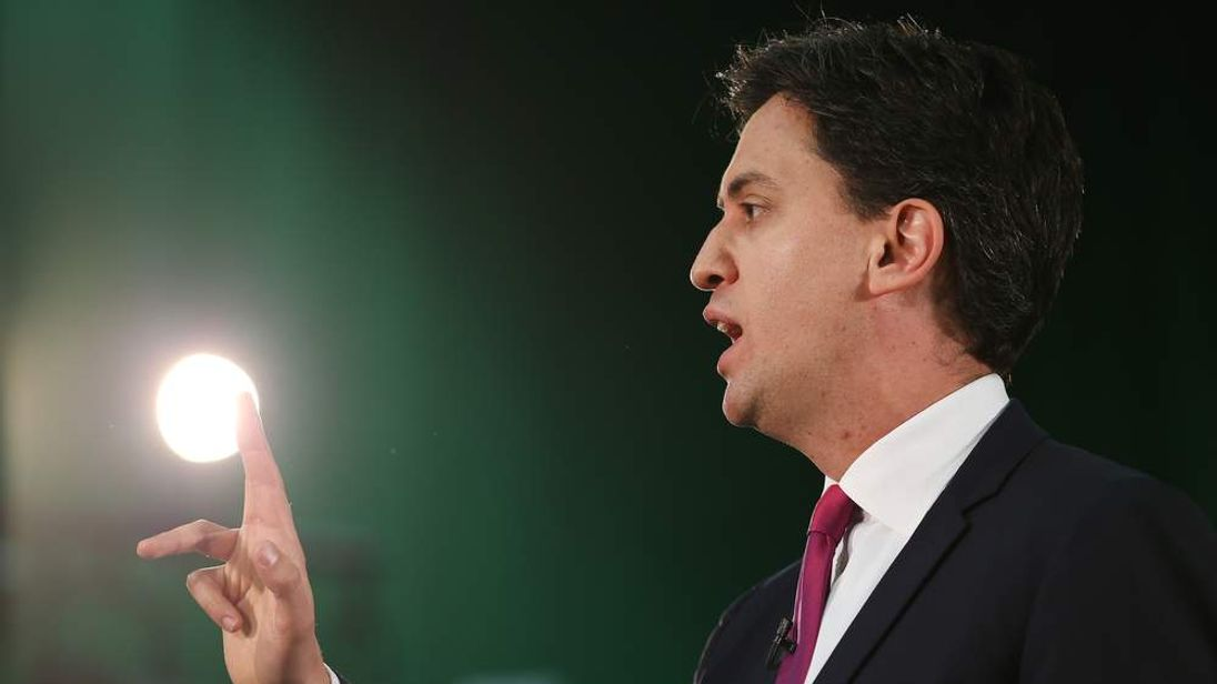 Ed Miliband launches Labour's European election campaign