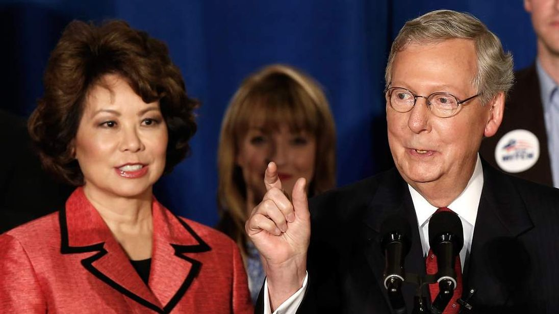 Senate Minority Leader McConnell Wins Primary Election