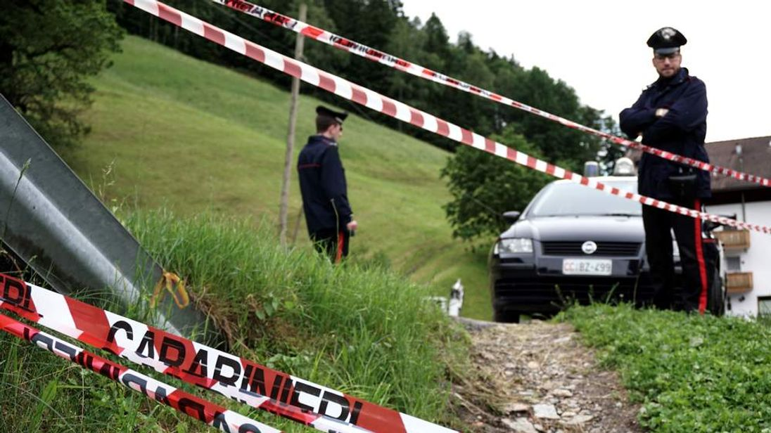 A car crash involving two German World Cup hopefuls.