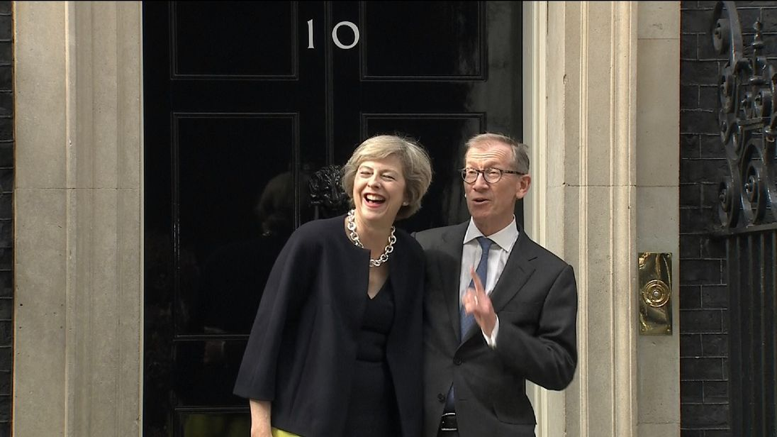 Philip May: Britain's New 'First Husband'