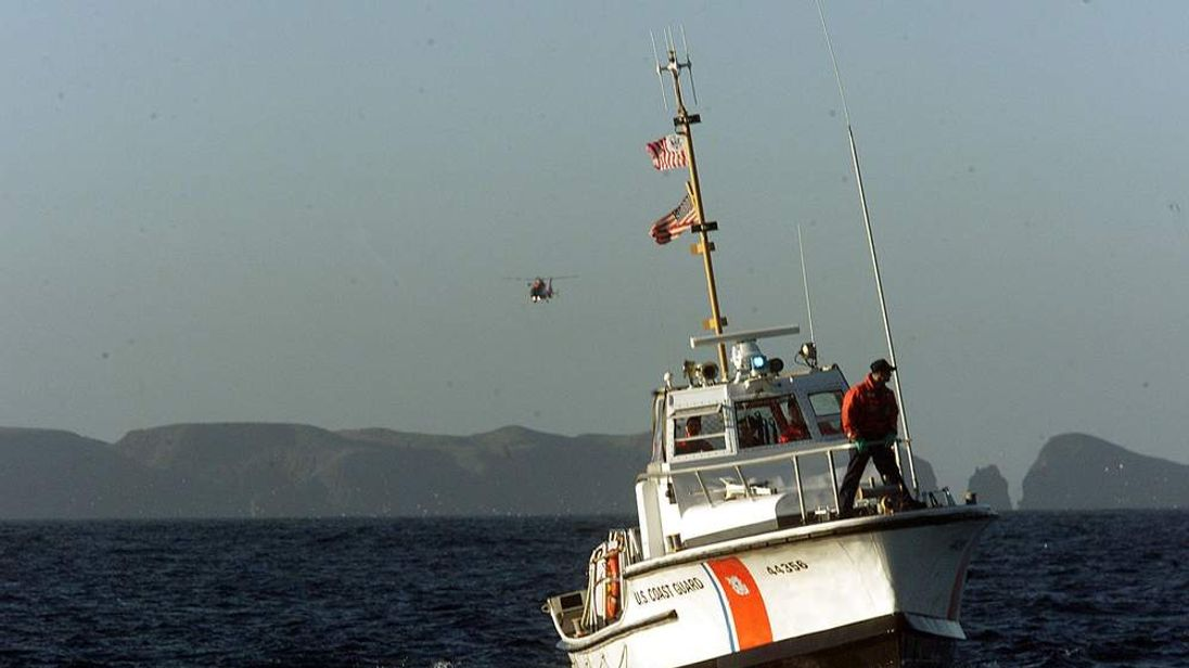 US Coast Guard file pix