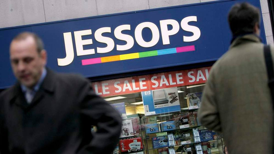 Jessops is a decades-old UK retail chain