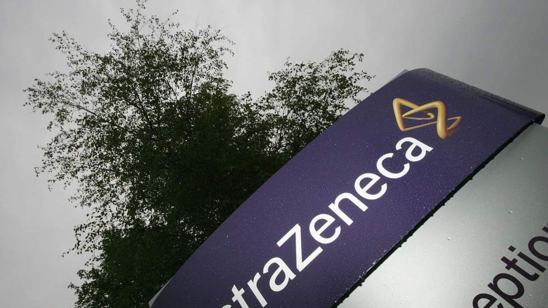 AstraZeneca's factory in Macclesfield