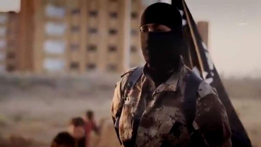 Islamic State propaganda film Flames Of War