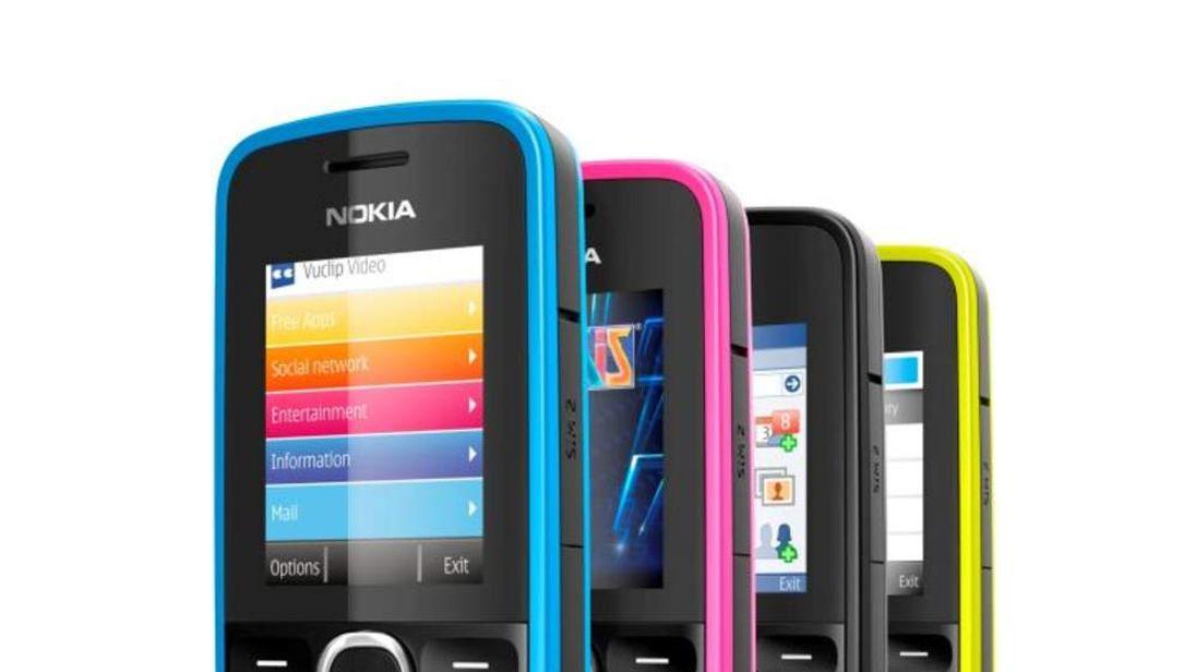 Nokia 110 phone