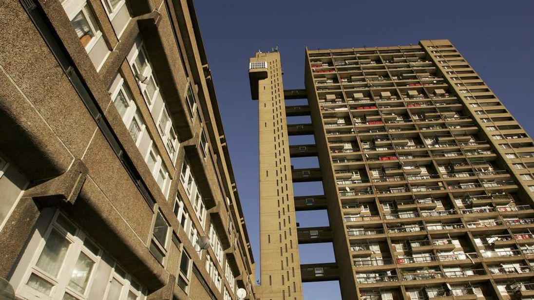David Cameron has claimed some high-rise estates are 'a gift to criminals'