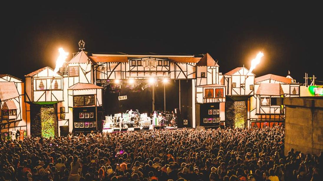 BoomTown music festival