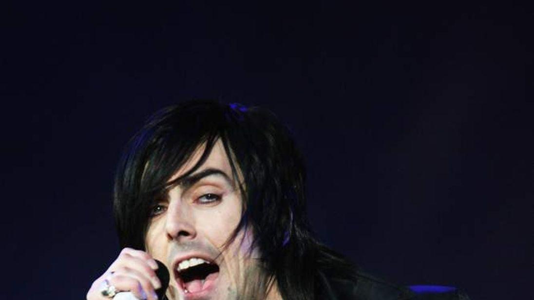 Ian Watkins Download Festival 2008 - Day 3