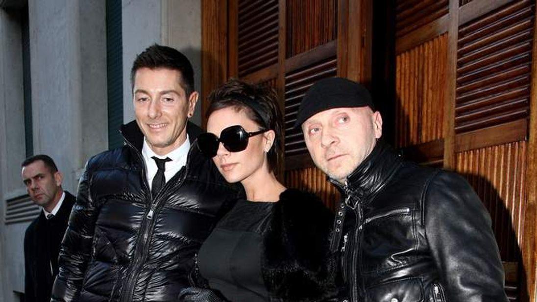 Victoria Beckham Sightings In Milan