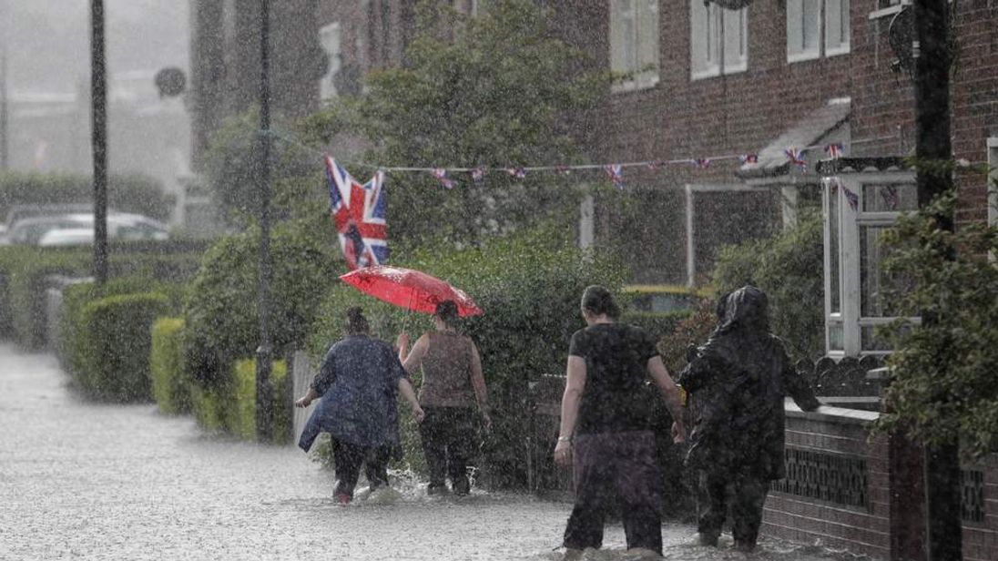 Belfast Floods