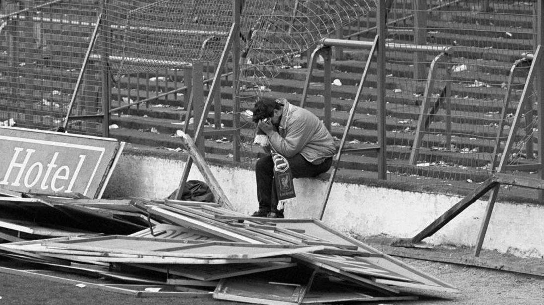 Hillsborough Liverpool Fan Reflects On Tragic Day