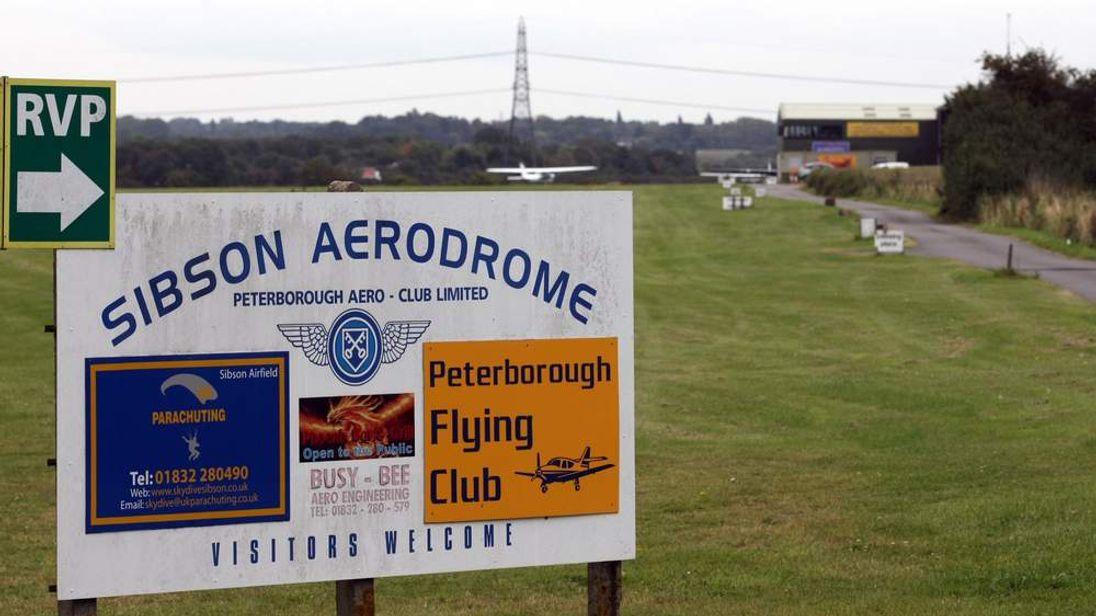 Sibson Aerodrome
