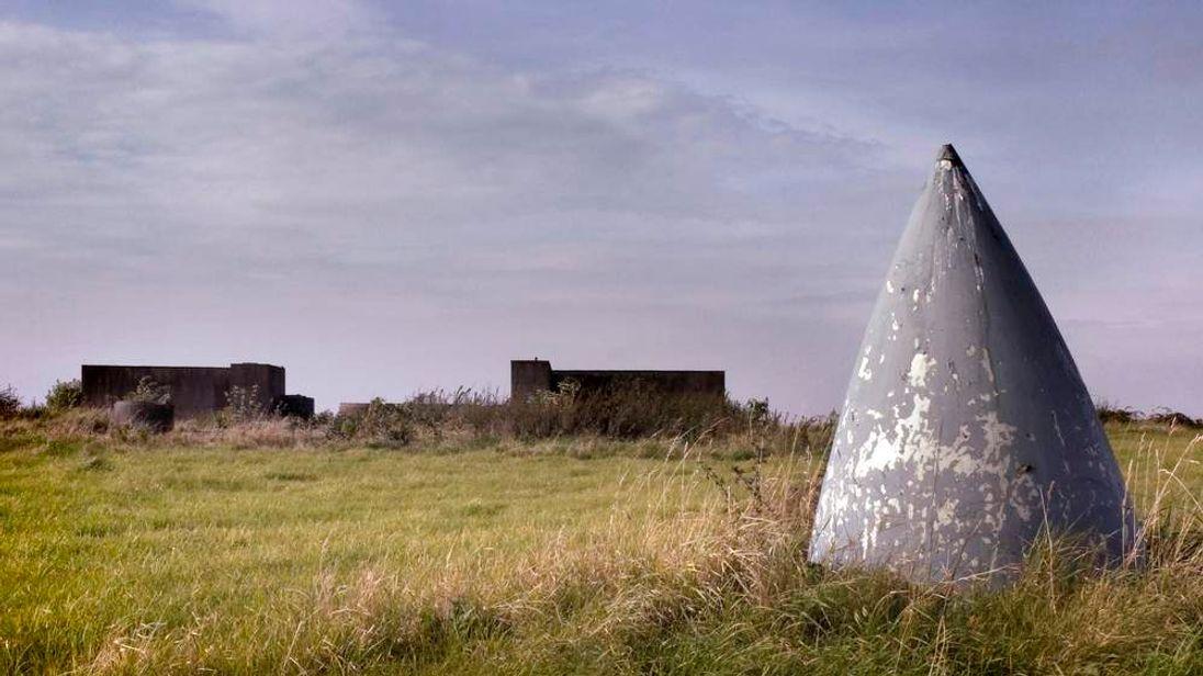 Former RAF North Luffenham