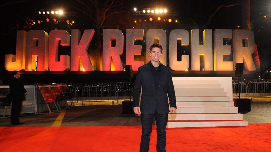 Jack Reacher Premiere - London