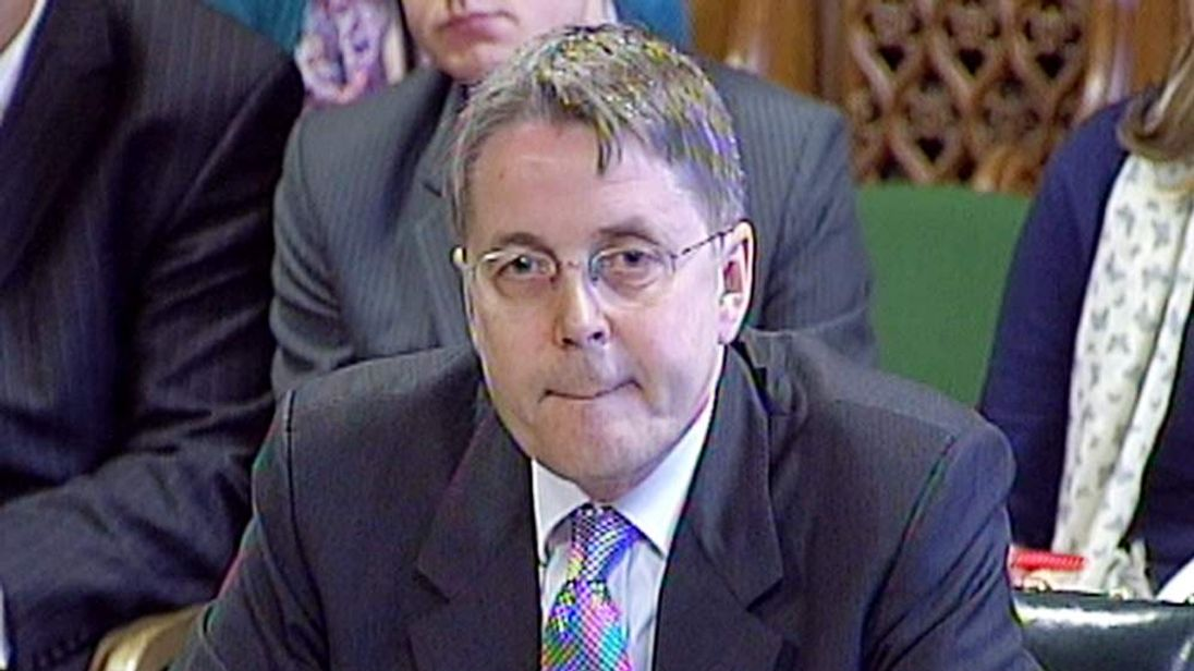 Sir Jeremy Heywood at Public Administration Select Committee