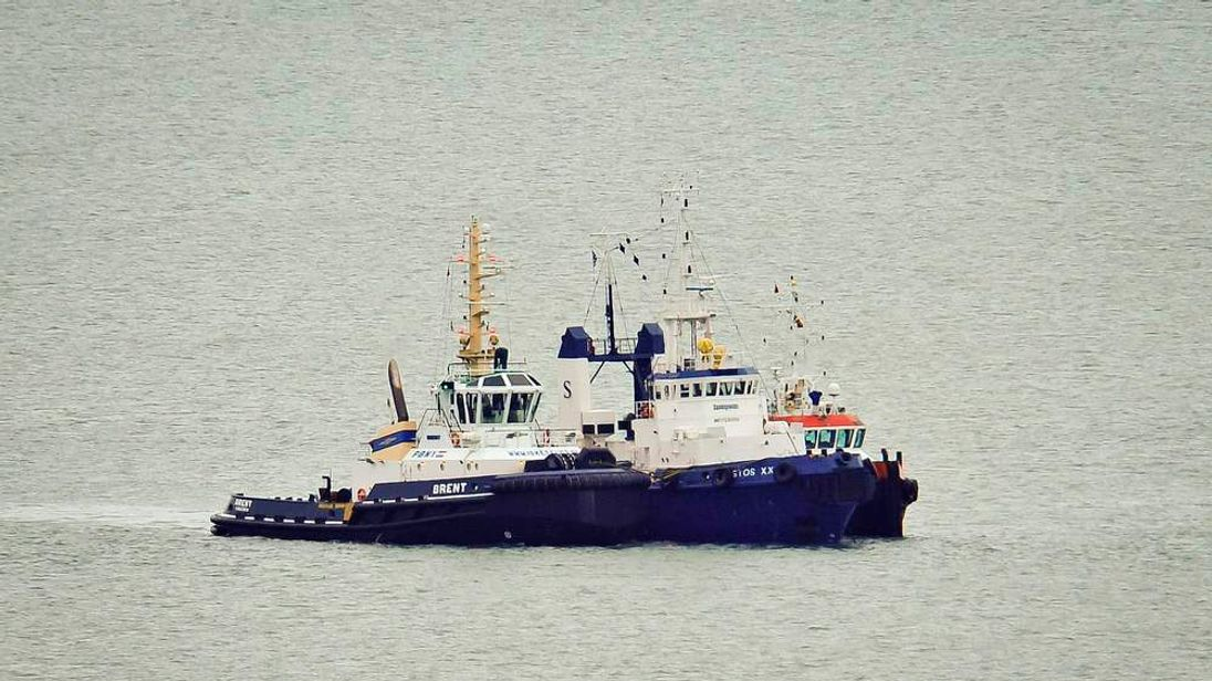 Tug boat accident