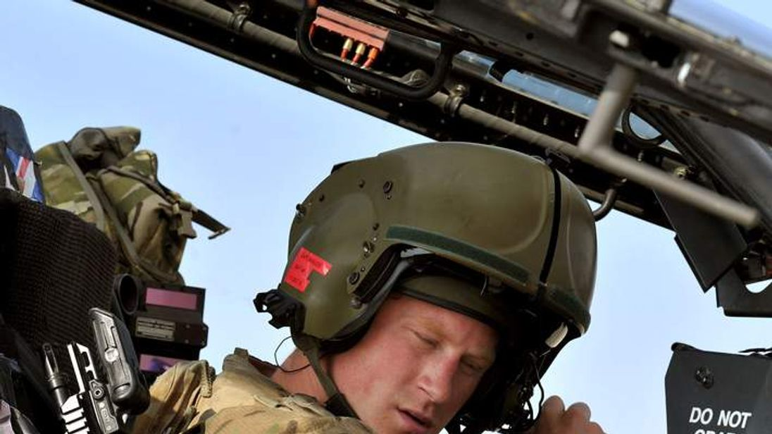 Prince Harry has allowed the media unprecedented access during his second tour of Afghanistan.