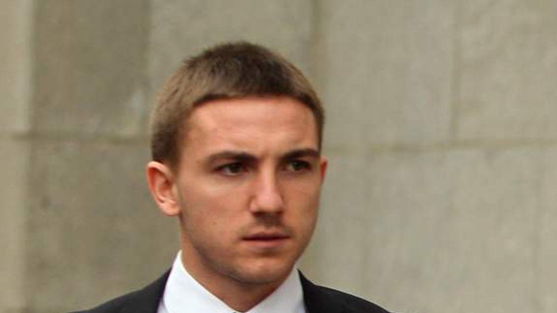 Footballers sex attack case