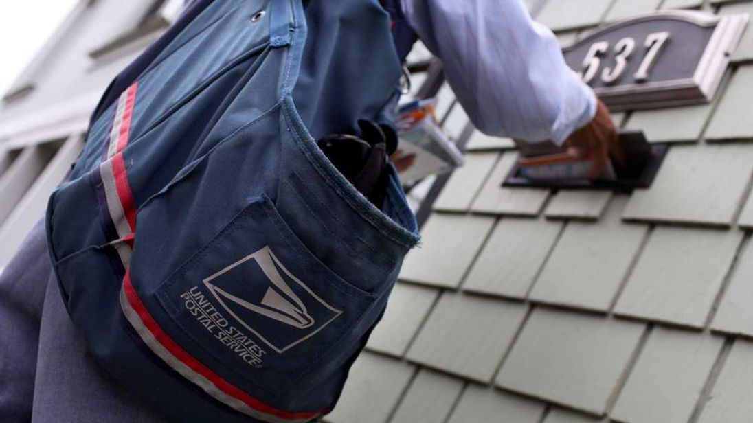 USPS Carrier