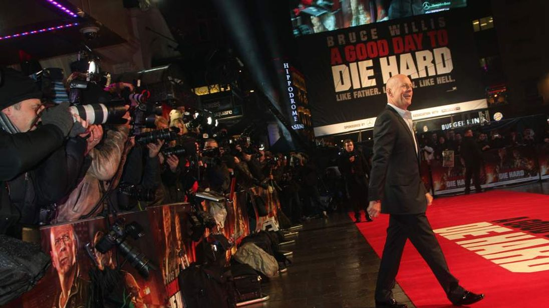 A Good Day To Die Hard Premiere - London