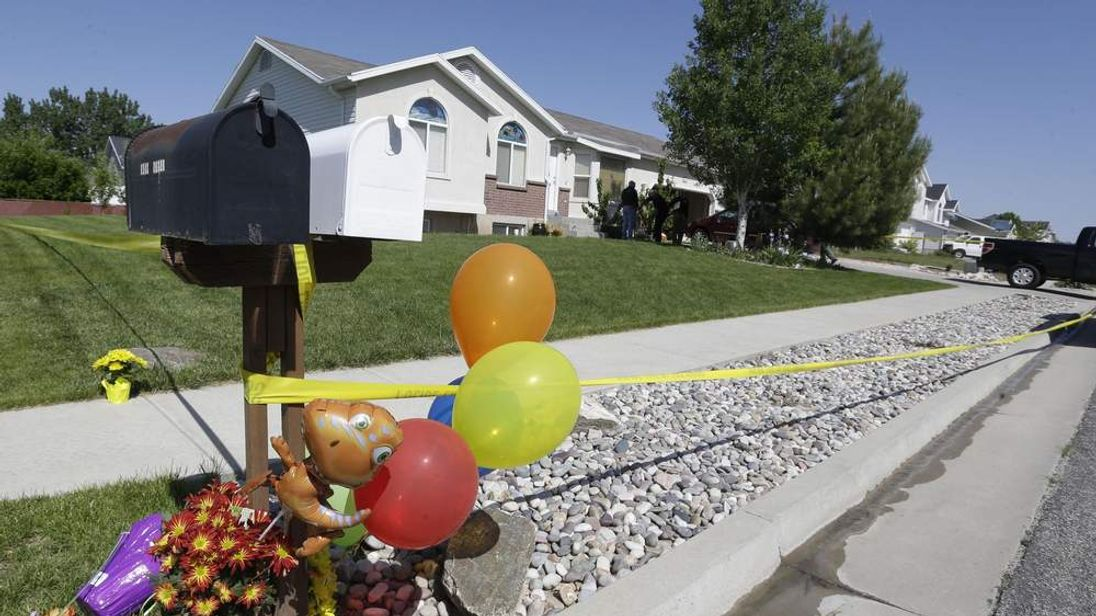 The Utah house where two brothers were found dead
