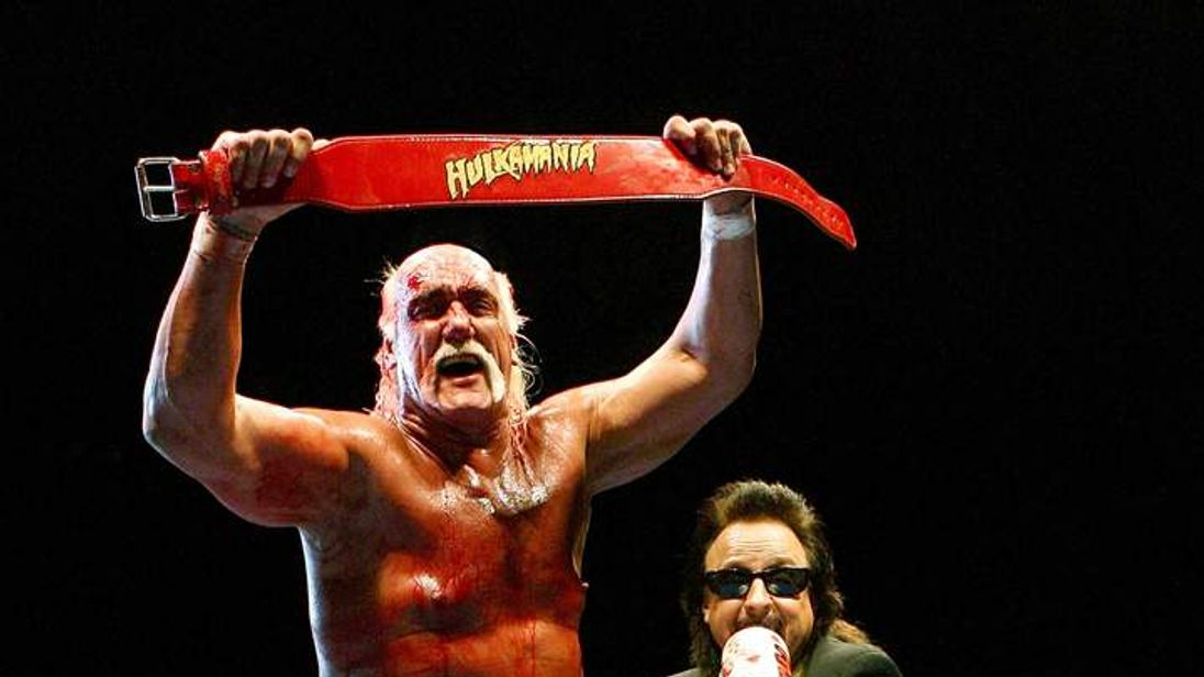 Hogan's Hulkamania Tour in Perth 2009