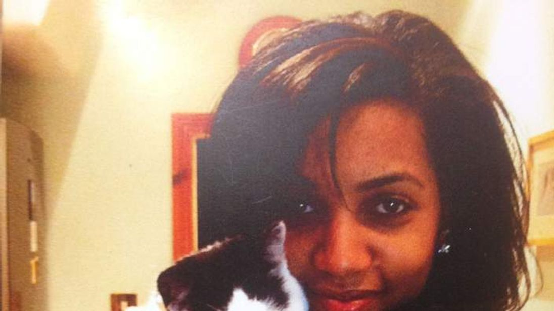 Undated family handout photo of Hannah Defoe, 20, who was electrocuted in a hotel swimming pool in St Lucia.