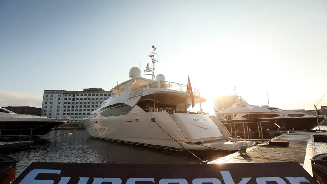 The Annual London International Boat Show Is Launched