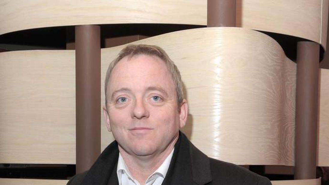 Author Dennis Lehane
