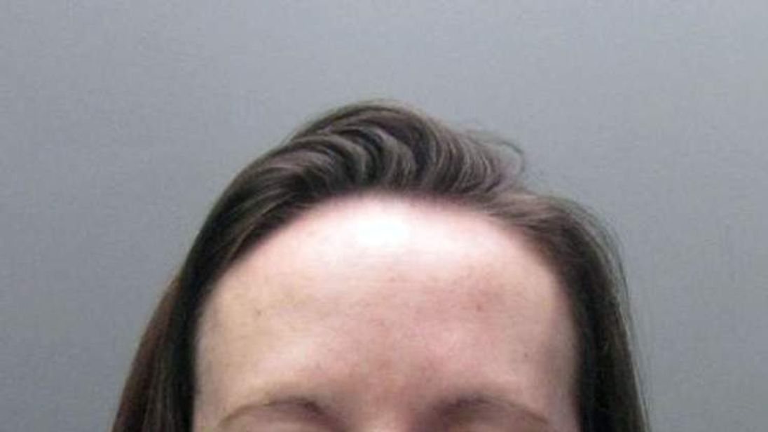 Undated handout photo issued by Cambridgeshire Police of Joanna Dennehy