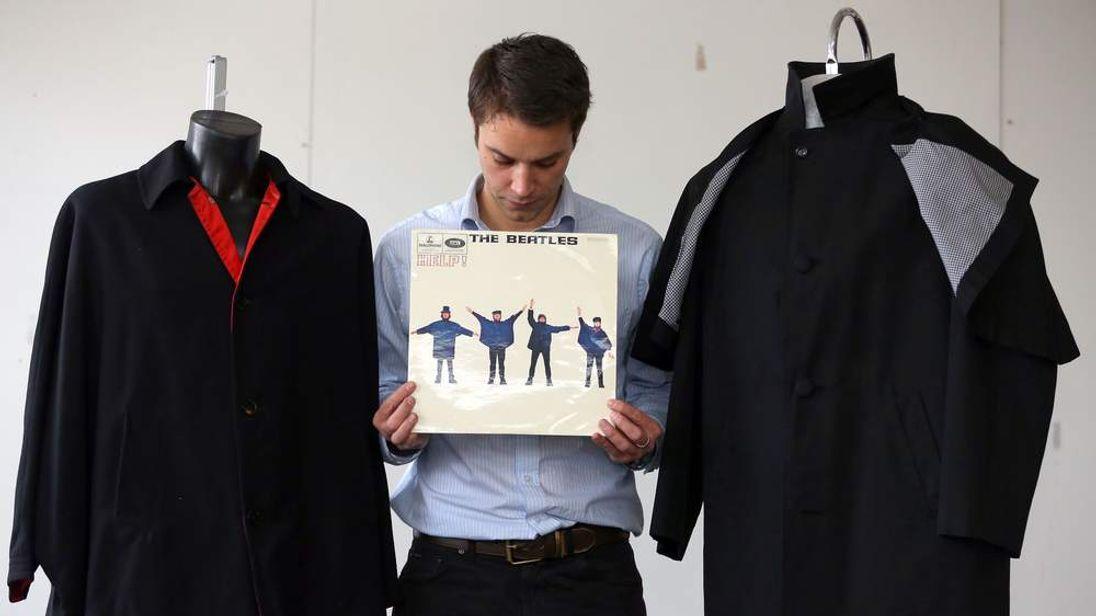 Beatles auction