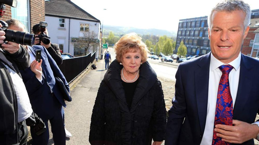 Barbara Knox court case