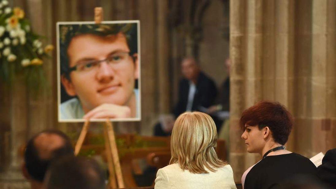 Stephen Sutton vigil