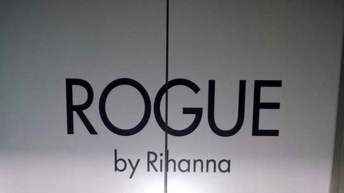 Rihanna advert restricted