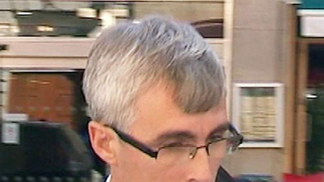 Myles Bradbury court case
