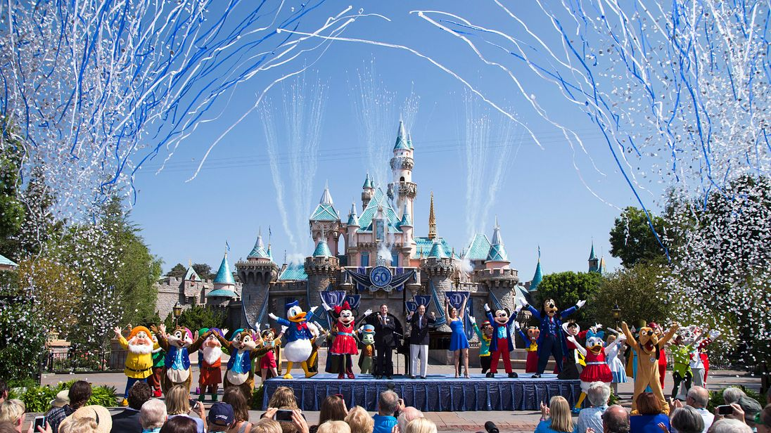 Disney could use the system to track guests in its parks