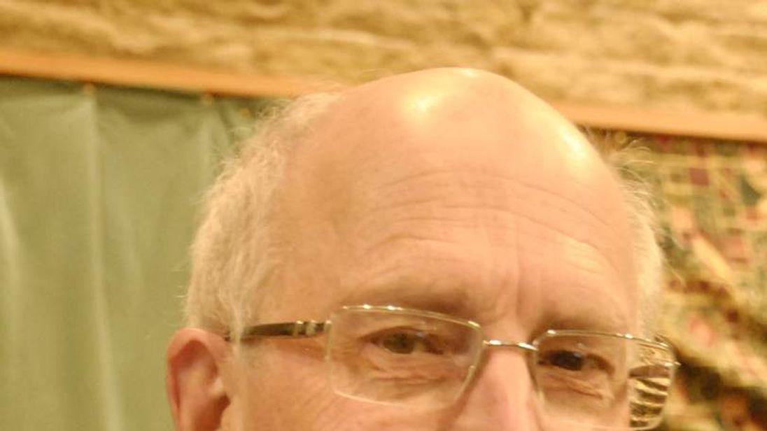 Church organist Alan Greaves murdered on Christmas Eve