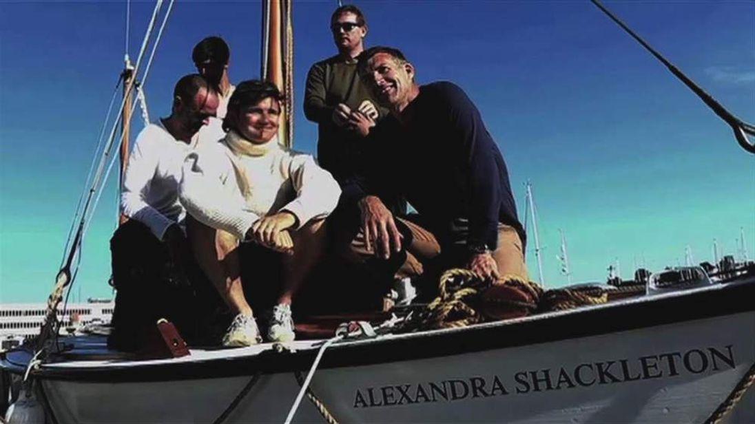 The Alexandra Shackleton crew