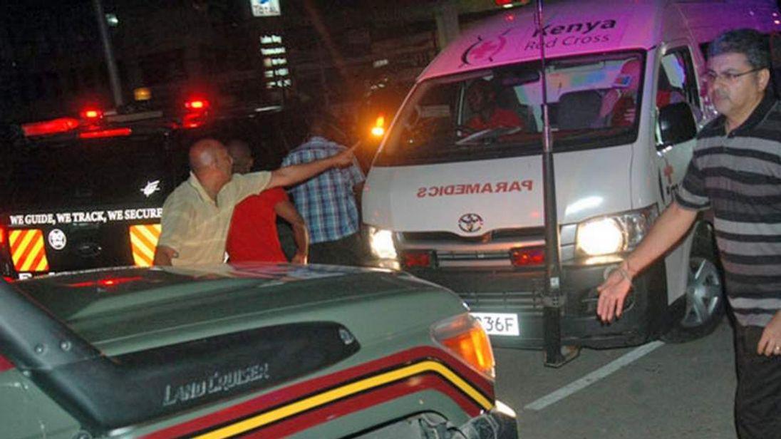 Mombasa bombing