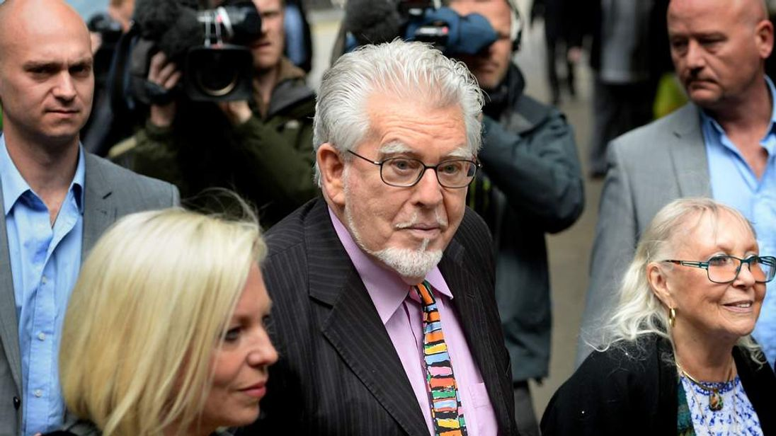 Rolf Harris court case
