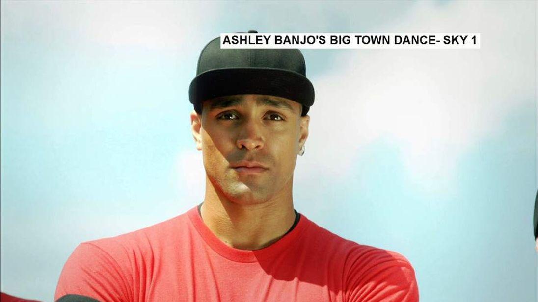 Ashley Banjo